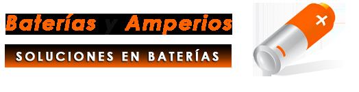 Baterías y Amperios
