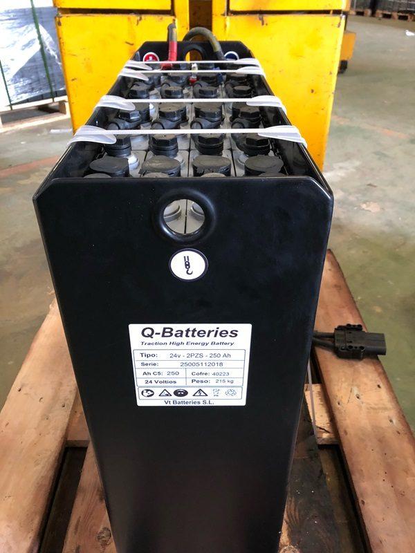 bateria porta palete 24v 250ah