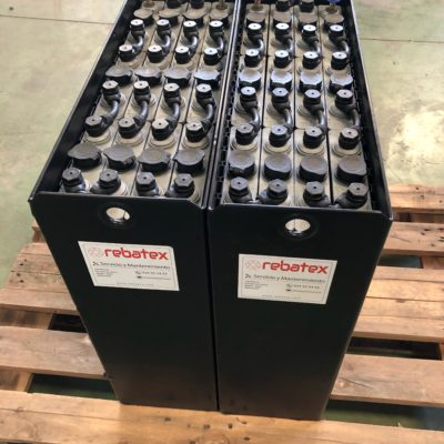 bateria carretilla 24v 375ah