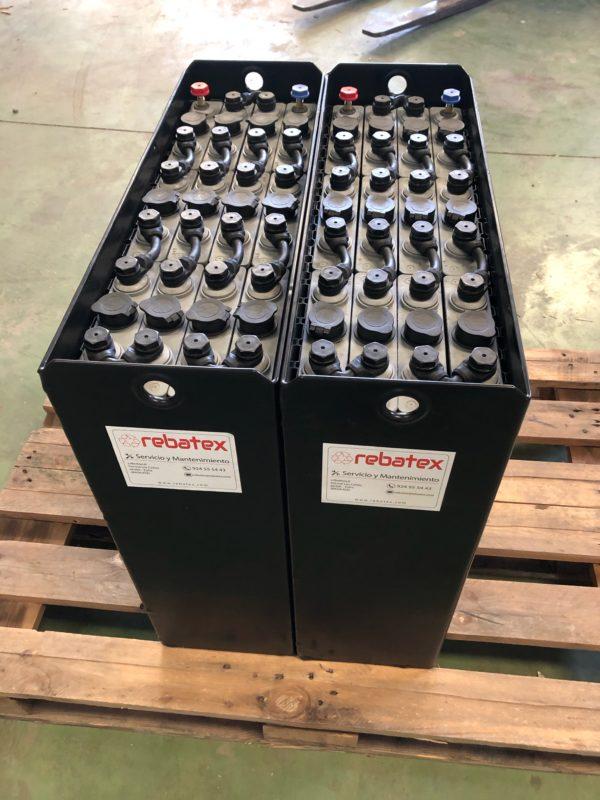 bateria empilhadeira 24v 375ah