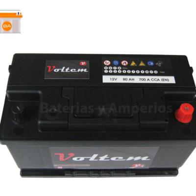 bateria para coche de 80ah
