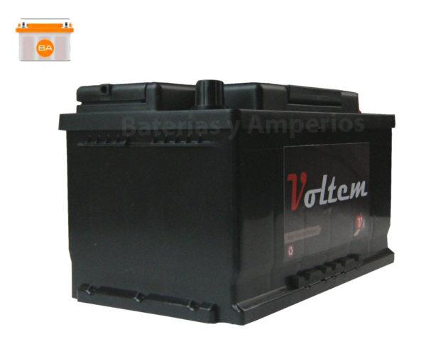 bateria de automovil 80 Ah Voltme