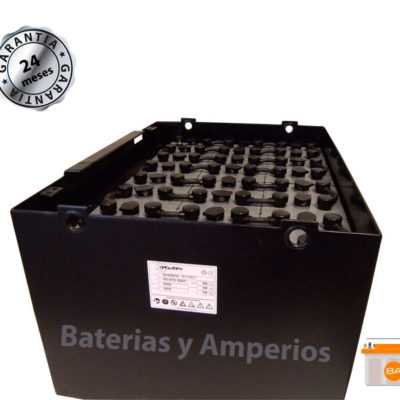 Baterias de Tracción Carretilla elevadora