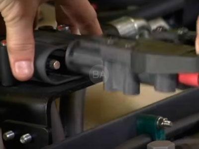 baterias y amperios- instalacion bateria carretilla