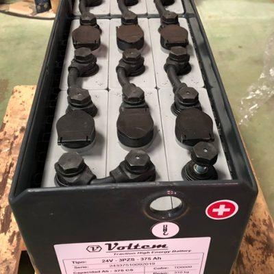 bateria apilador 24v 375ah