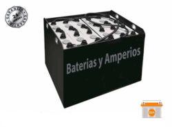 bateria carretilla eléctrica 24v 1000ah