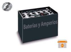 bateria traspalet 24v 500ah