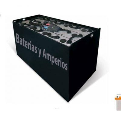 bateria carretilla eléctrica 24v 750ah