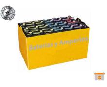 bateria carretilla eléctrica 36v