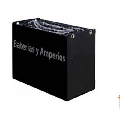 bateria para fregadora