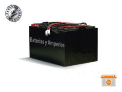 bateria para carretilla linde