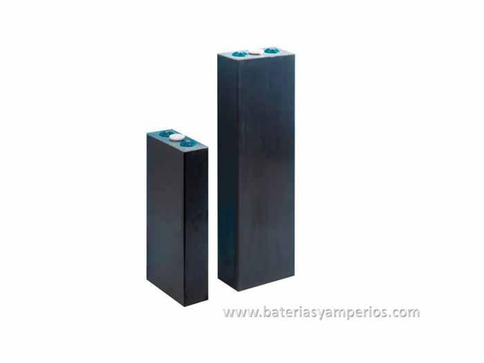 Elemento de 2 voltios para baterías de tracción.
