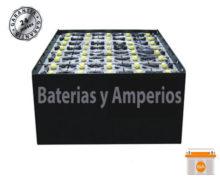 bateria tracción para carretilla 80v