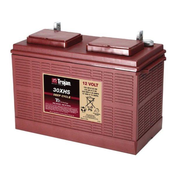 bateria ciclo profundo 12v 140ah trojan 30xhs