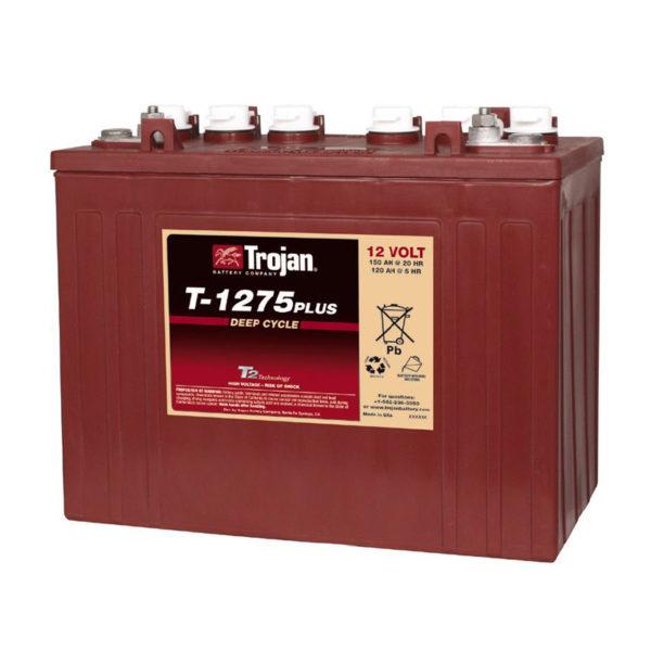 bateria ciclo profundo 12v 165ah trojan t1275