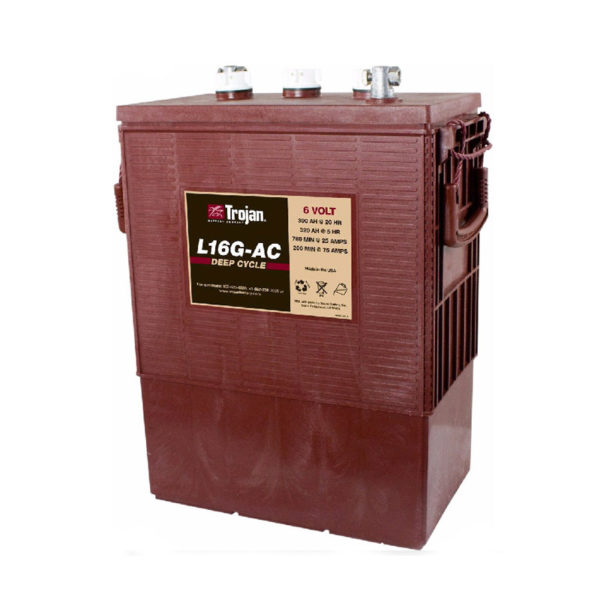 bateria ciclo profundo 6v 430 ah trojan