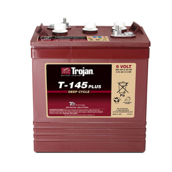 bateria ciclo profundo 6v 285ah trojan