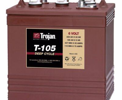 bateria trojan 6v t105 ciclo profundo