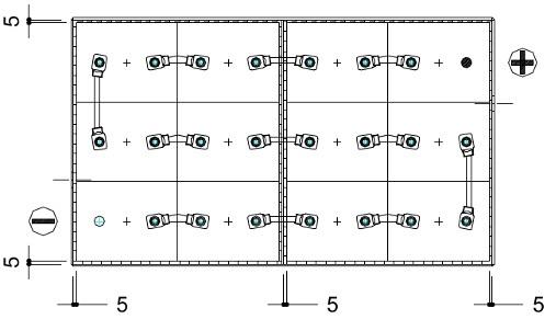 conexion bateria carretilla 24v 1000ah