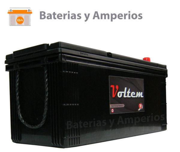 bateria 140ah economica voltem positivo derecha