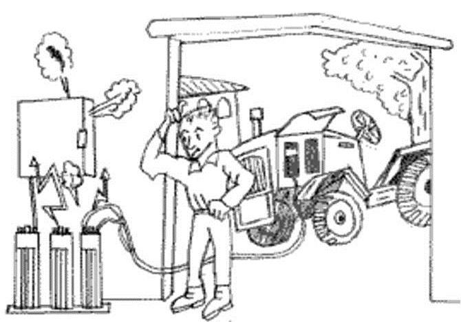 hombre-y-tractor