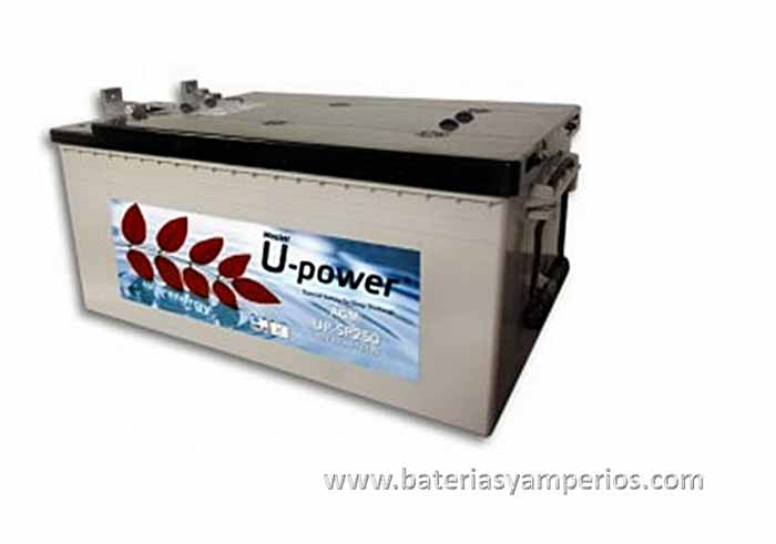 u-power 250ah agm