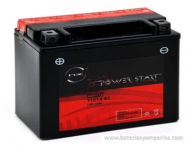 bateria moto sin mantenimiento