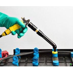 mantenimiento de baterias carretillas