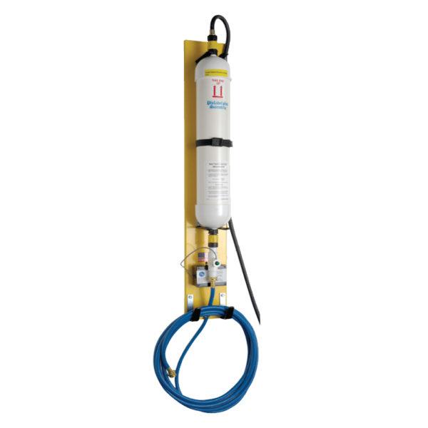 desionizador agua baterias