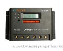 regulador 60ah 48 voltios