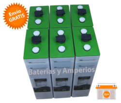 bateria solar topzs 12 voltios