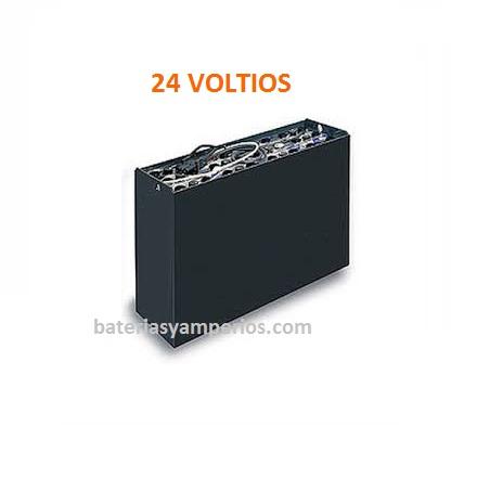 bateria tração 24 vóltios