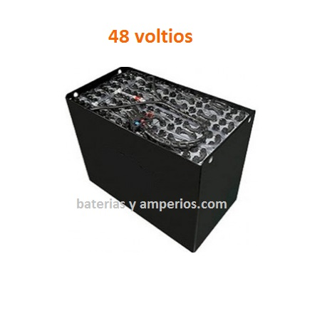 bateria tração 48 vóltios