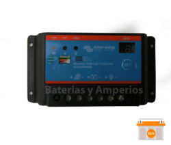 regulador 12v para kit solar iluminacion