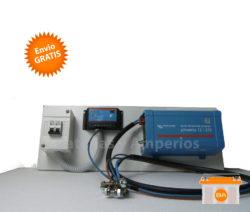 sistema premontado para kit solar iluminacion