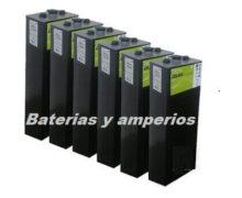 Baterias solar barata
