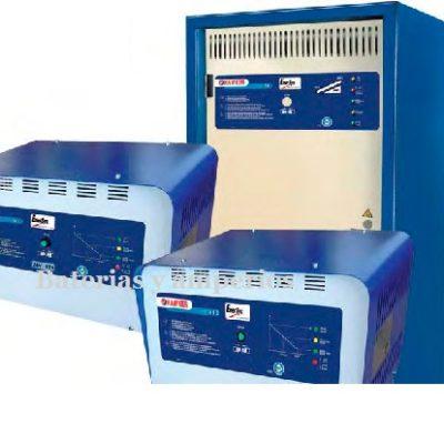 Cargador baterias industriales