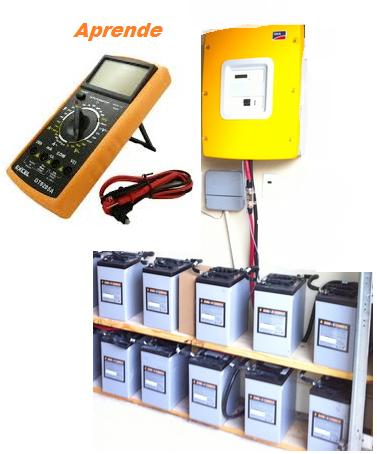 Comprobar bateria solar mejor prueba
