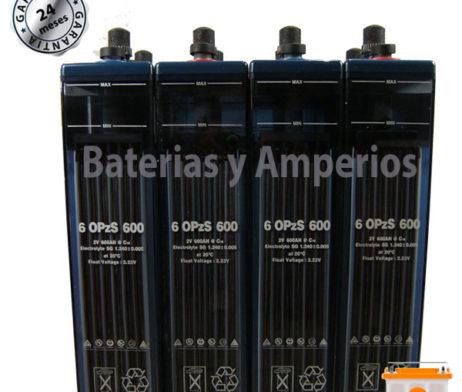 bateria solar 6topzs 600ah