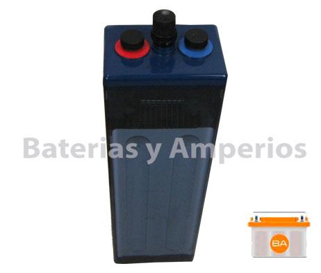 vaso bateria solar Opzs