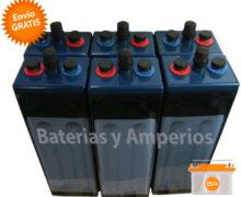 bateria solar Opzs 12v