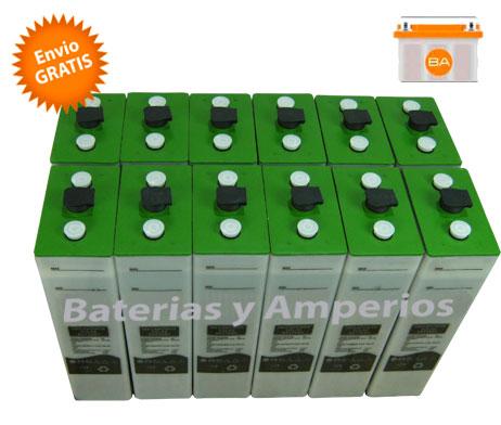 bateria solar 24v topzs
