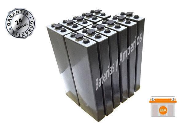 elementos bateria tracción sin cofre