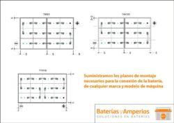 plano conexion bateria 24v 1000ah