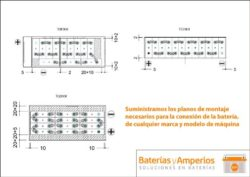 plano conexion bateria 24v 375ah