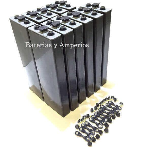 Baterias para carretillas elevadoras precios transportes - Precios de carretillas ...