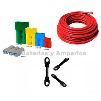 Conectores y Cables de conexión