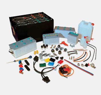Acessórios e Manutenção de Baterias