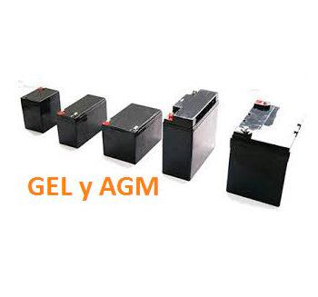 Baterias de Gel e AGM, Sem Manutenção