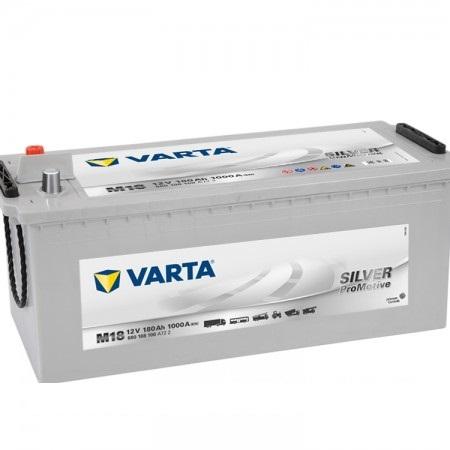 bateria varta 180ah para camiones